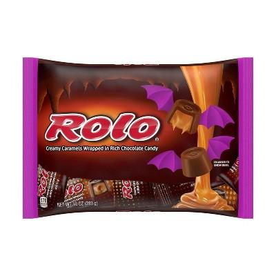 Rolo Halloween Chocolate Bag - 10oz