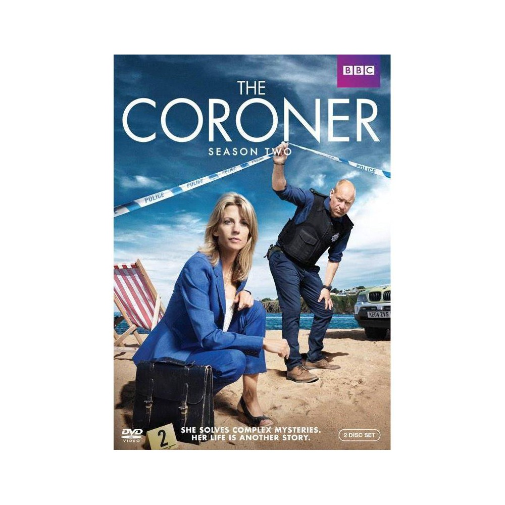The Coroner Season Two Dvd
