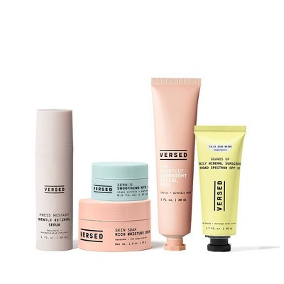 Versed Aging Skin Collection