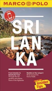 Sri Lanka Travel Guide Book