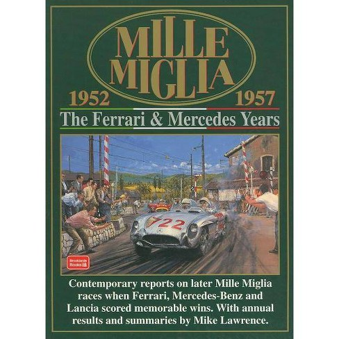 Mille Miglia 1952-1957 - by  R M Clarke (Paperback) - image 1 of 1