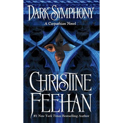 Dark Symphony - (Carpathian Novel) by  Christine Feehan (Paperback) - image 1 of 1