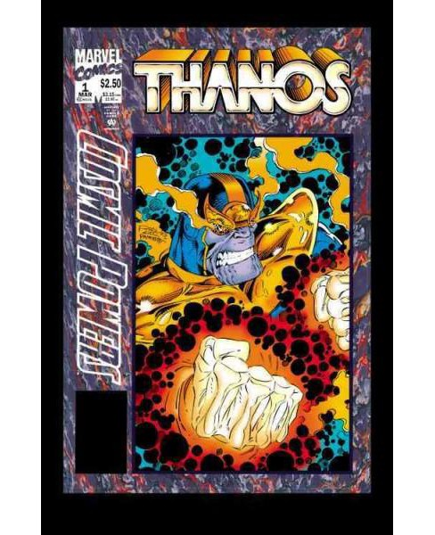 Thanos Cosmic Powers (Paperback) (Ron Marz) - image 1 of 1