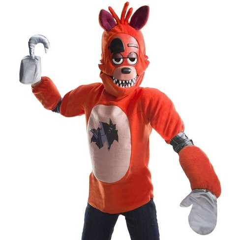 Rubie's Five Nights At Freddy's Foxy Costume Top Child - image 1 of 1
