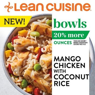 Lean Cuisine Mango Chicken with Coconut Rice Bowl - 10.8oz