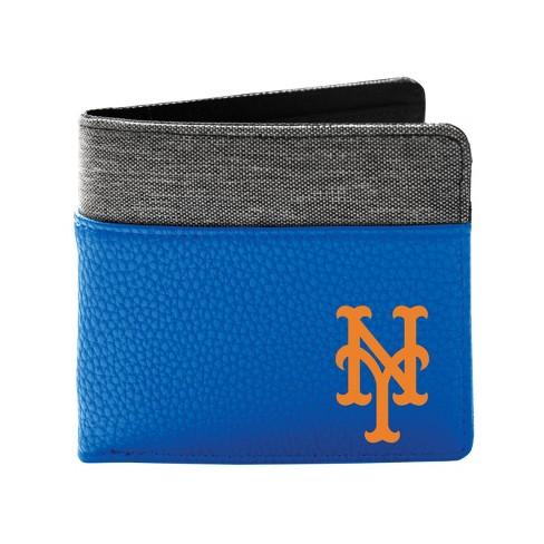 MLB New York Mets Pebble BiFold Wallet - image 1 of 2
