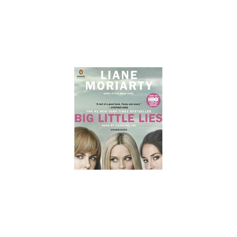 Big Little Lies (Unabridged) (CD/Spoken Word) (Liane Moriarty) Big Little Lies (Unabridged) (CD/Spoken Word) (Liane Moriarty)