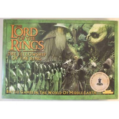 Fellowship of the Ring Boxed Game Board Game