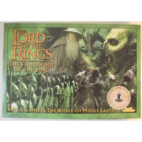 Fellowship of the Ring Boxed Game Board Game - image 1 of 1