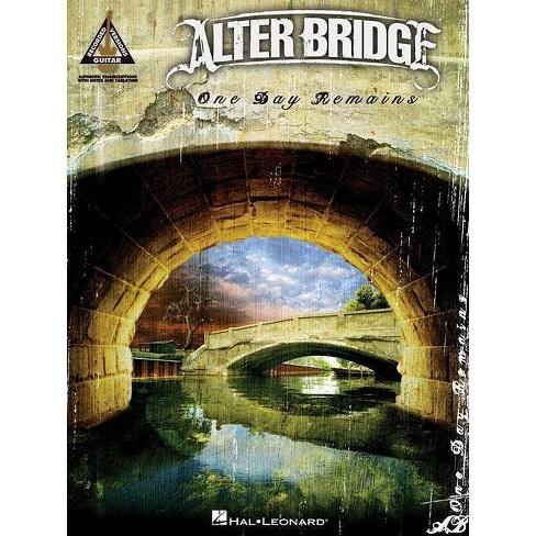 Alter Bridge - One Day Remains - (Guitar Recorded Versions) (Paperback) - image 1 of 1