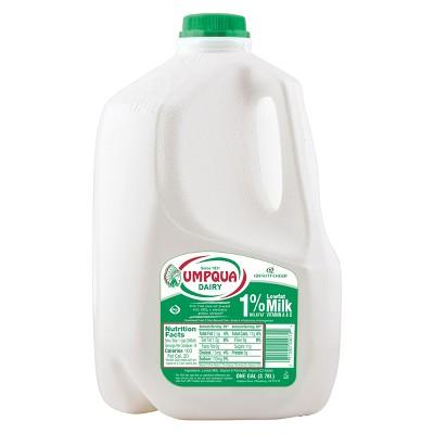 Umpqua 1% Milk - 1gal