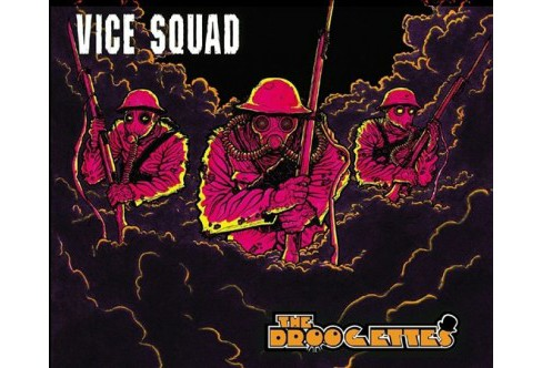 Vice Squad - Vice Squad/Droogettes (CD) - image 1 of 1