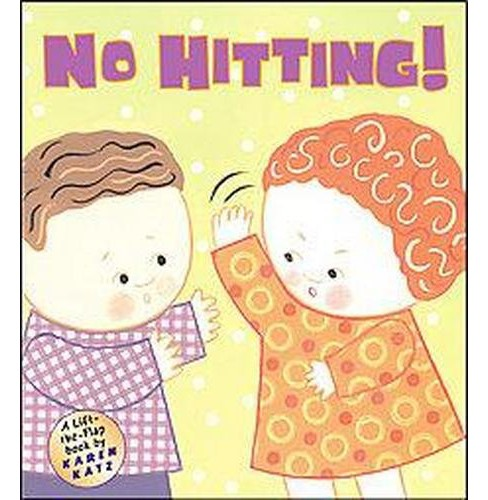 No Hitting! (Hardcover) (Karen Katz) - image 1 of 1