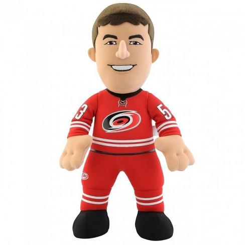"NHL Carolina Hurricanes Jeff Skinner 10"" Plush Figure (red) - image 1 of 2"