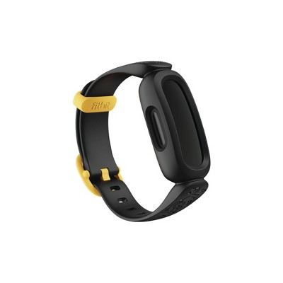 Fitbit Ace 3 Kids' Minions Band - Mischief Black