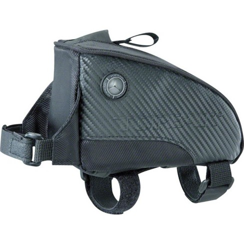 Topeak Fuel Tank Top Tube Bag Medium Black Bicycle Zipper Storage Pouch - image 1 of 2