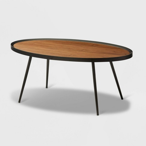 Baldwin Coffee Table Black - Adesso - image 1 of 3