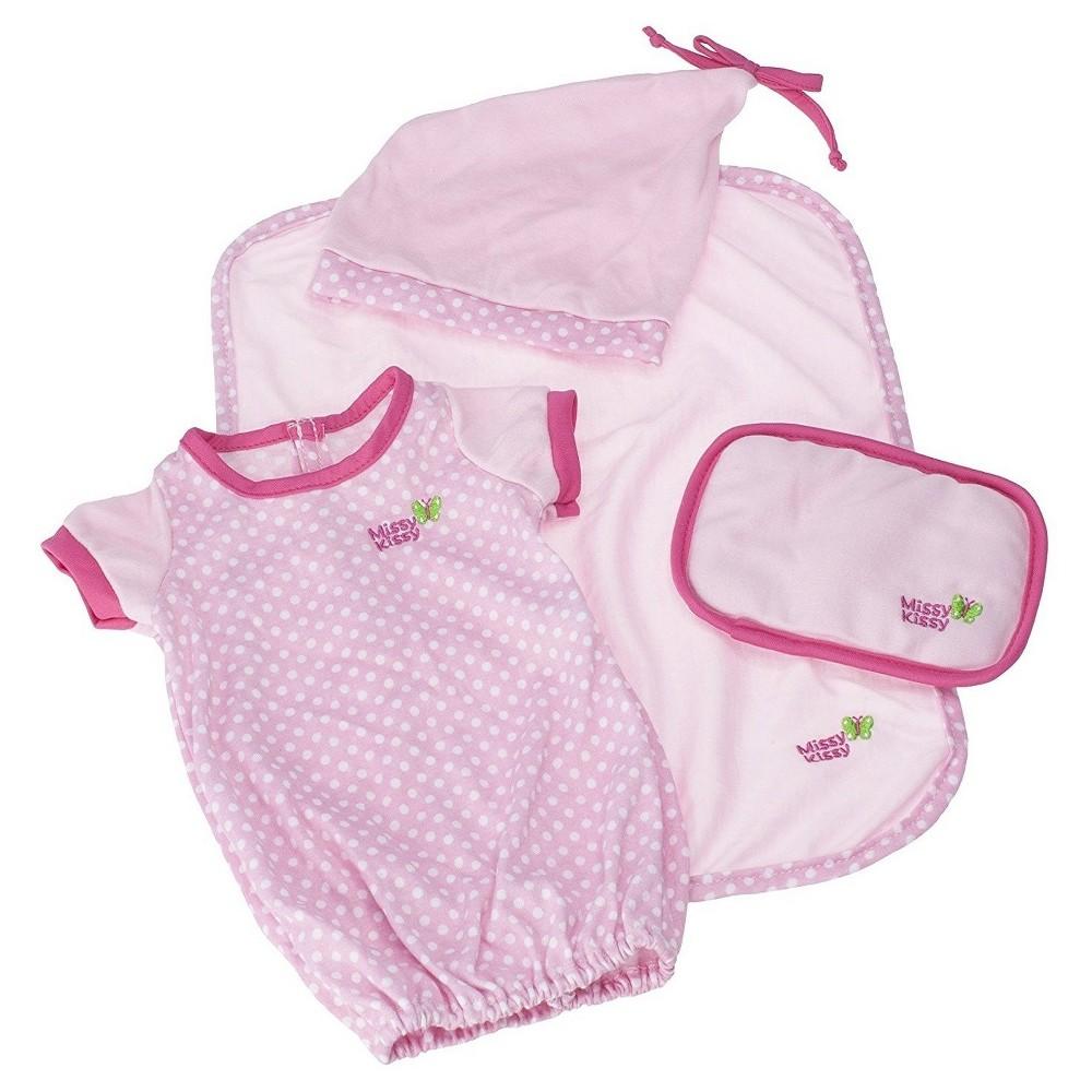JC Toys Pink Sleep Sack Set - 4pc
