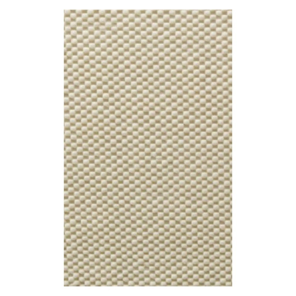 1'11x7'6 Solid Rug Pad Brown - Mohawk, Gray