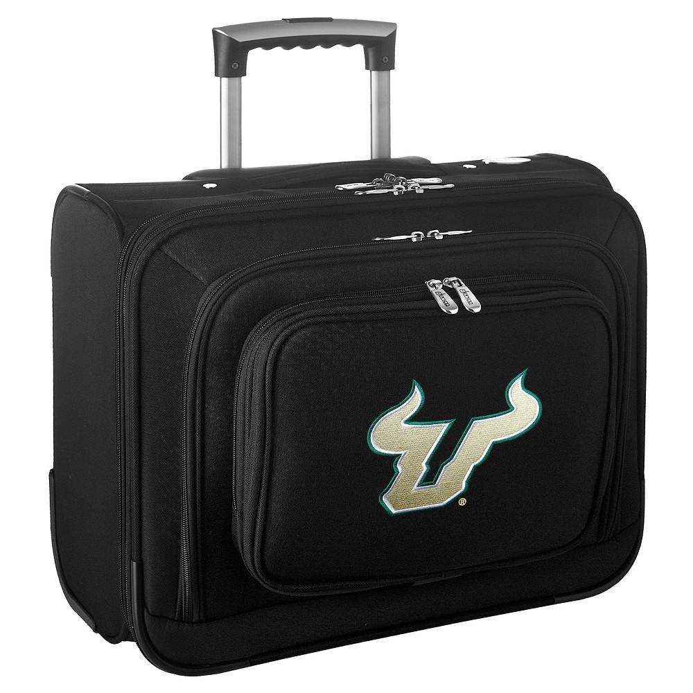 NCAA South Florida Bulls Mojo Wheeled Laptop Suitcase