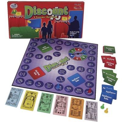 Learning Advantage Discount Game