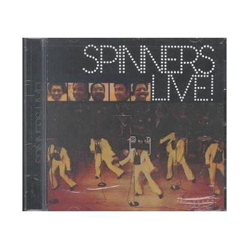 Spinners - Spinners Live! (CD) - image 1 of 1