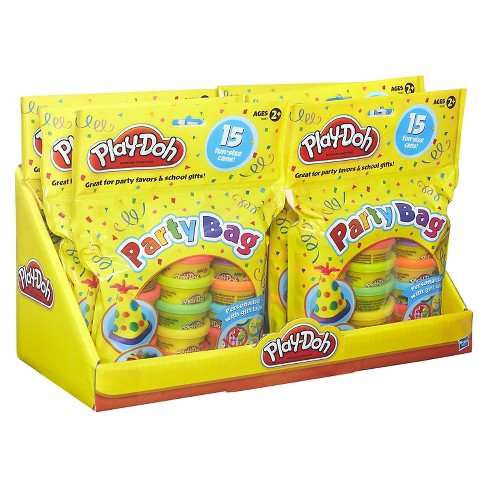 Play Doh 15pcTarget Play Bag Doh Party N8On0Pmwyv