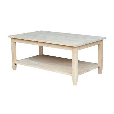 Solano Coffee Table - International Concepts