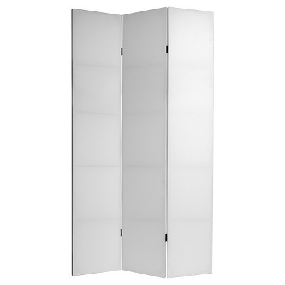 Do It Yourself 3 Panel Room Divider Canvas - Oriental Furniture