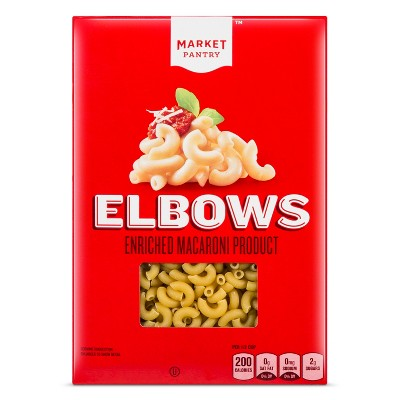 Elbow Macaroni Pasta - 16oz - Market Pantry™