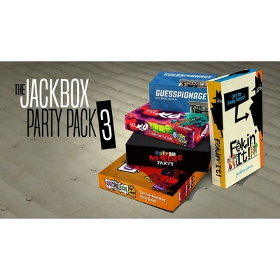 The Jackbox: Party Pack 3 - Nintendo Switch (Digital)