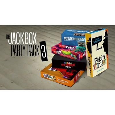 The Jackbox: Party Pack 3 - Nintendo Switch (Digital)