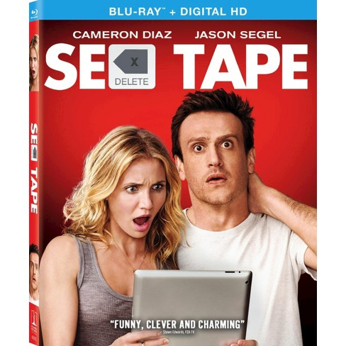 Sex Tape (Includes Digital Copy) (UltraViolet) (Blu-ray) - image 1 of 1