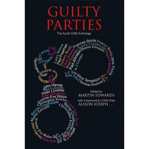 Guilty Parties - (Hardcover) - image 1 of 1
