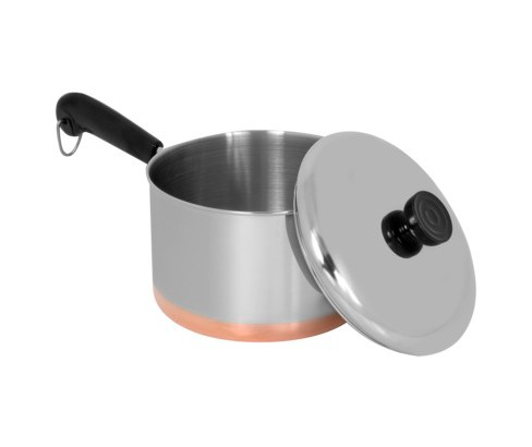 Revere 3 qt Covered Saucepan - image 1 of 1