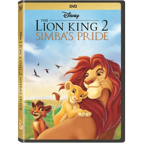 The Lion King Ii Simba S Pride Dvd Target