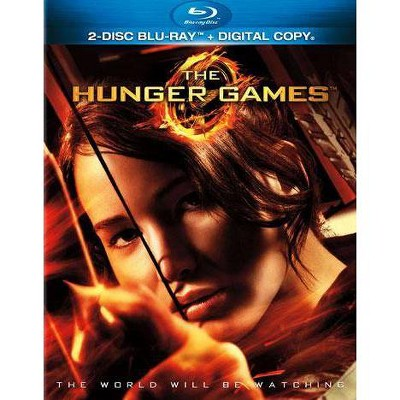 The Hunger Games (Blu-ray)(2012)
