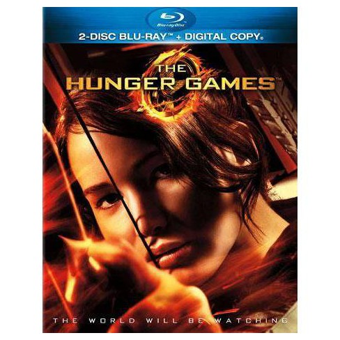 The Hunger Games (Blu-ray)(2012) - image 1 of 1