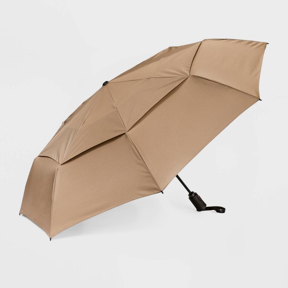 Women 39 S Shedrain Vortex Compact Umbrella Light Brown