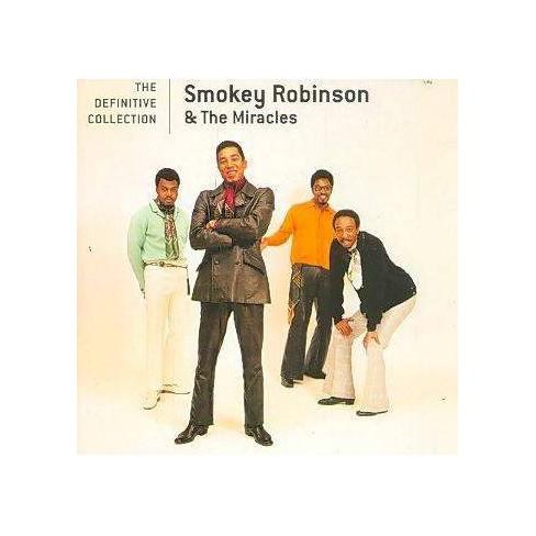 Smokey Robinson - Definitive Collection (CD) - image 1 of 1