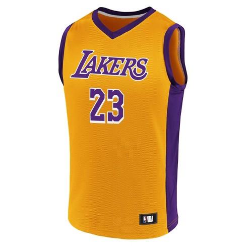 Nba Los Angeles Lakers Boys Lebron James Jersey Target
