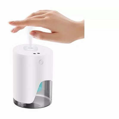 Link Automatic Touch-Free Alcohol Sanitizer Spray Dispenser for Home, Office, School, and More