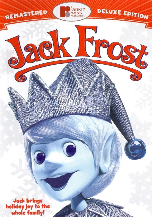 Jack Frost (Deluxe Edition) (dvd_video) - image 1 of 1
