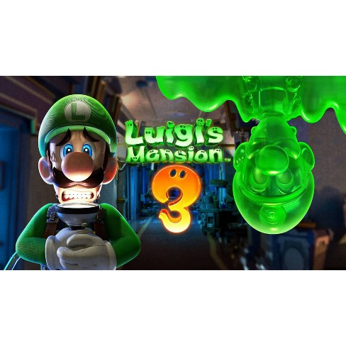 Luigi's Mansion 3 - Nintendo Switch - image 1 of 4