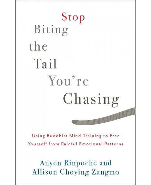 Stop Biting the Tail You're Chasing : Using Buddhist Mind Training to Free Yourself from Painful - image 1 of 1