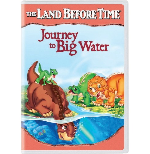 Land Before Time:Journey To Big Water (DVD) - image 1 of 1
