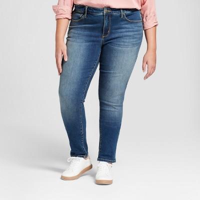 82978de507c Women's Plus Size Jeans : Target