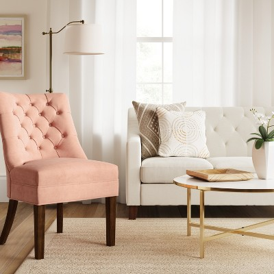 Winslow Tufted Back Chair   Threshold™ : Target