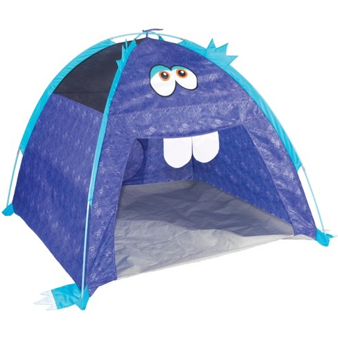 Pacific Play Tents Kids Furry Little Monster Dome Play Tent 4' x 4' - image 1 of 4
