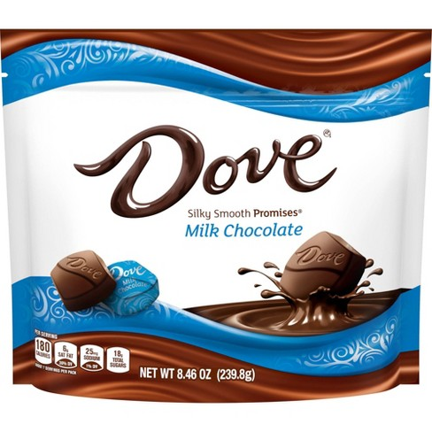 Dove Promises Silky Smooth Milk Chocolate - 8.46oz - image 1 of 4